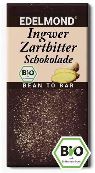 BIO - Ingwer Zartbitterschokolade