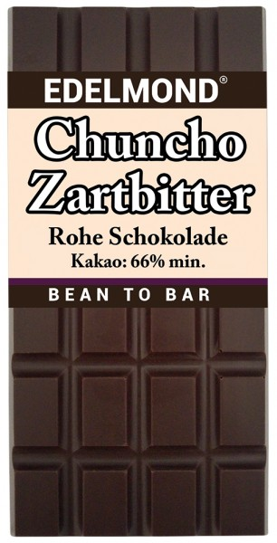 Schokolade Chuncho mit Rotwein