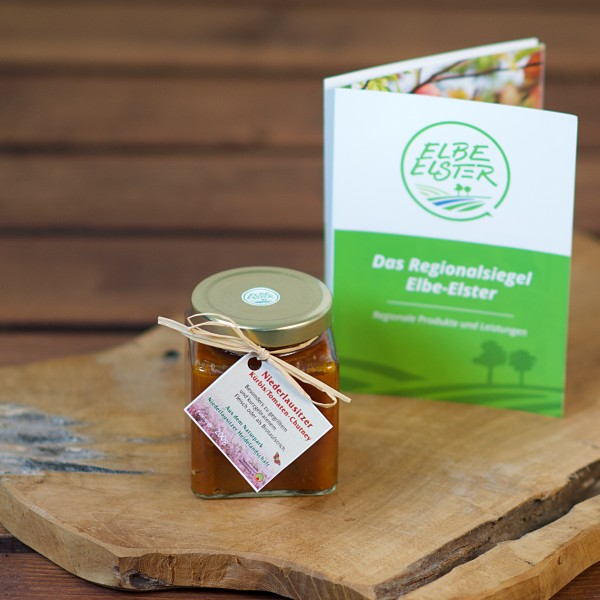 Niederlausitzer Kürbis-Tomaten-Chutney