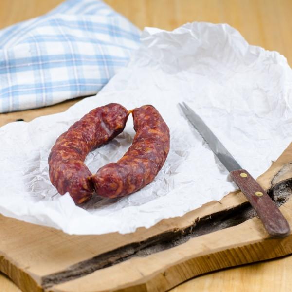Knacker halb Rind/Schwein 2 Stück