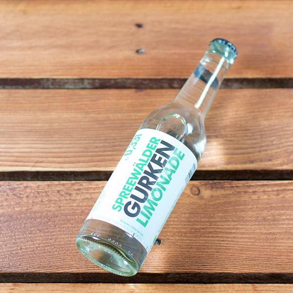 Spreewälder Gurken Limonade 0,33 ltr.