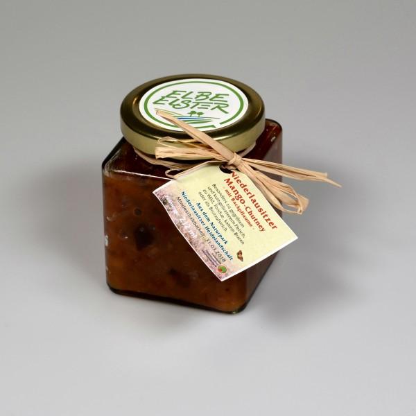 Niederlausitzer Mango-Chutney m. Backpflaumen 200 g