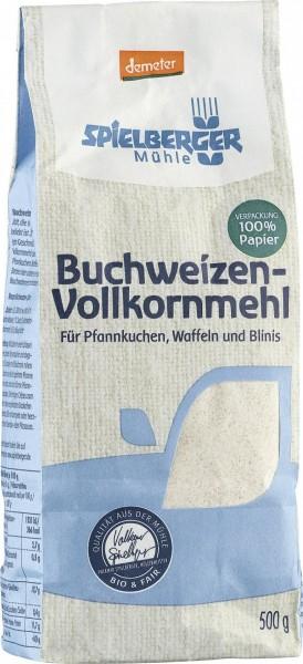 BIO - Buchweizen-Vollkornmehl