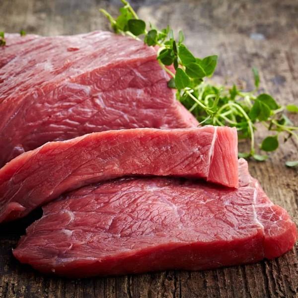 BIO - Zickleinfleisch halbes Tier - zerlegt
