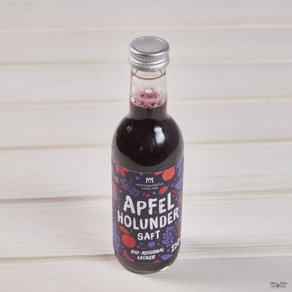 BIO - Apfel Holunder Saft