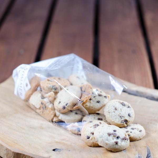 BIO - Demeter Dinkel Schoko-Orange Cookies