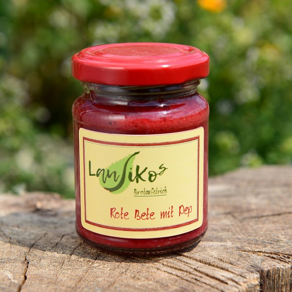 Lausiko Rote Beete mit Pep