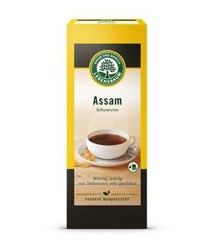 BIO - Assam Schwarztee