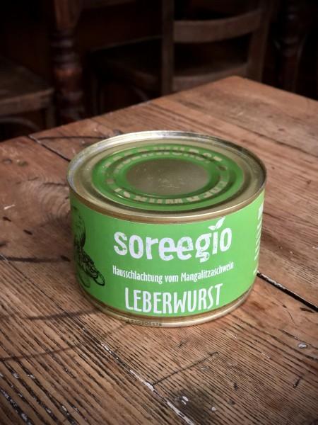 Mangalitza Leberwurst Dose 400g