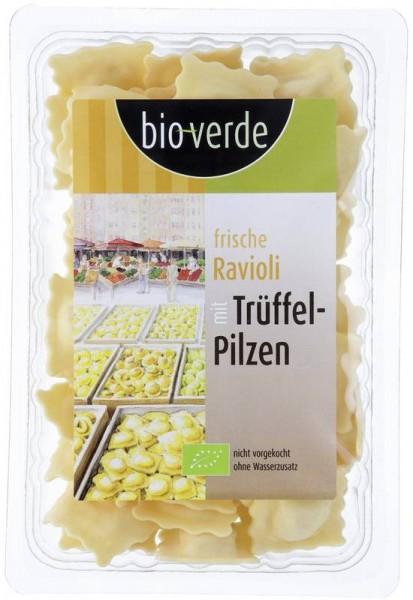 BIO - Frische Ravioli mit Trüffelpilzen 250g