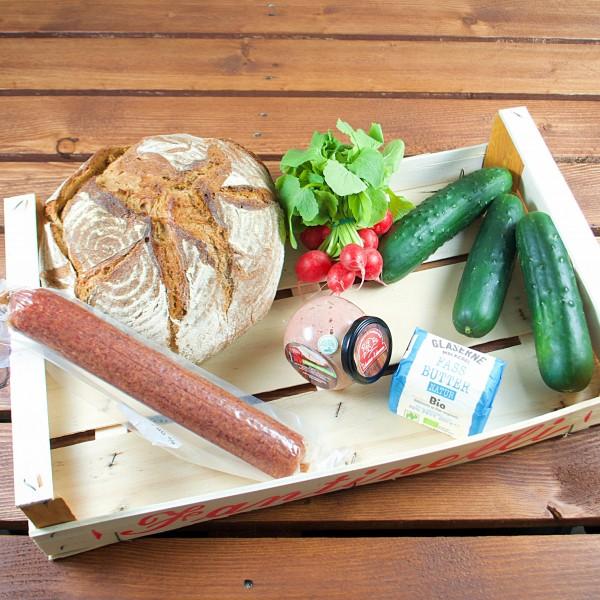 soreegio - Box für Wurstfans