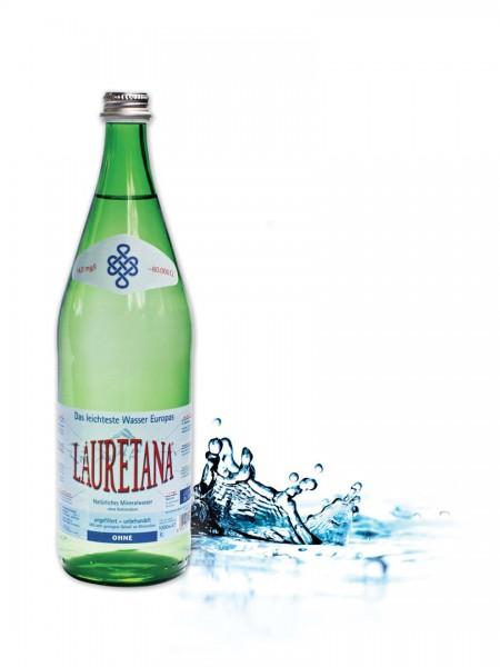 Lauretana Mineralwasser still