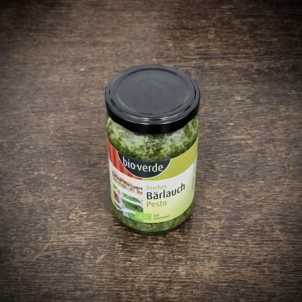 BIO - Frisches Bärlauch Pesto 165ml