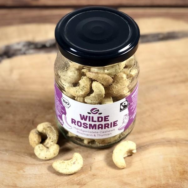 BIO - Cashewkerne Wilde Rosmarie