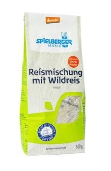 BIO - Reismischung mit Wildreis, Demeter