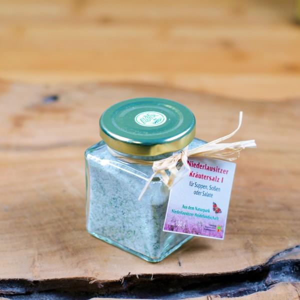 Niederlausitzer Kräuter-Salz 100 g