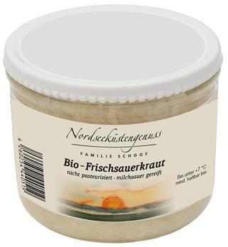 BIO - Demeter Frischsauerkraut