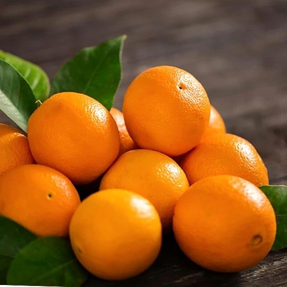 BIO - Orangen 1 kg Kal 1-3