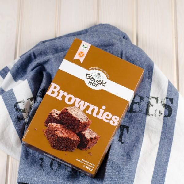 BIO - Brownies glutenfrei