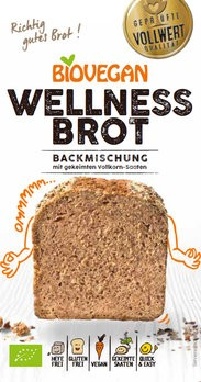 BIO - Brotbackmischung Wellness