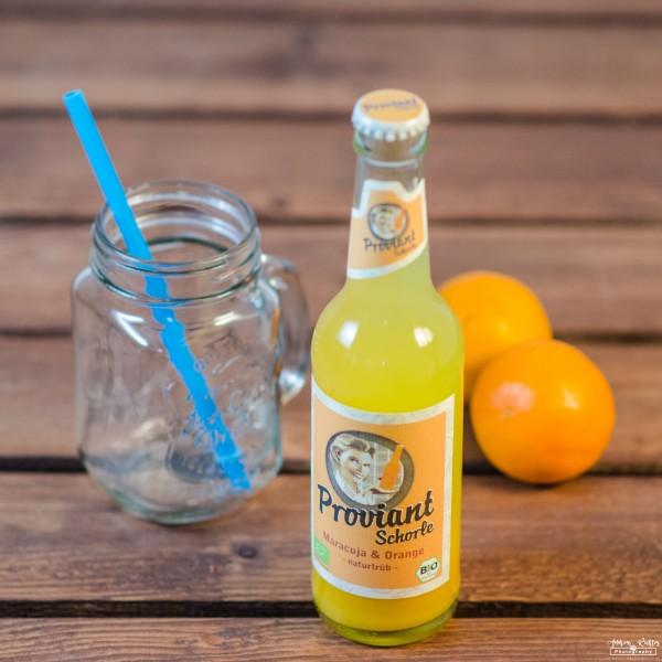 Proviant Maracuja - Orange Schorle