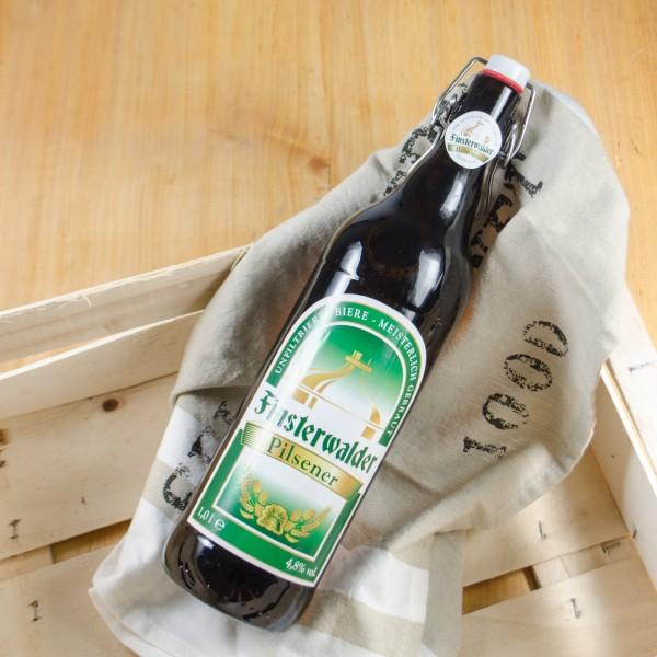 Finsterwalder Pilsener 1 ltr.