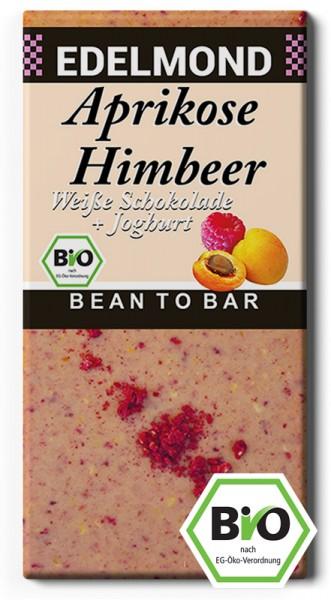 BIO - Aprikose, Himbeer & Joghurt, Weiße Schokolade