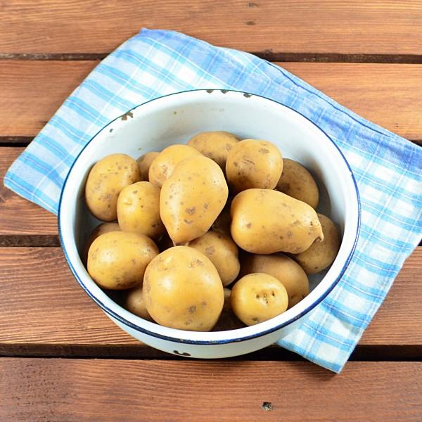 BIO - Kartoffel Linda festkochend 1 kg