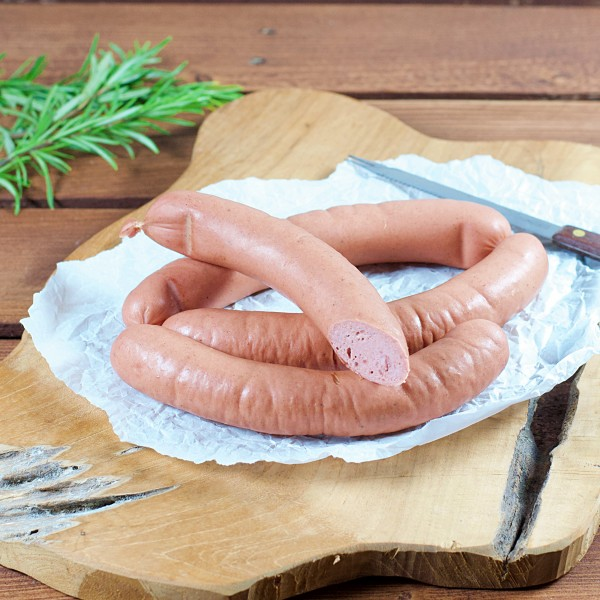 Wildbockwurst 4 Stück