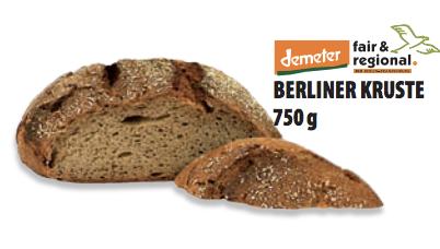 Berliner Kruste DEMETER