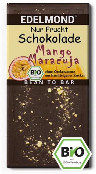 """BIO - """"Nur Frucht"""" Mango-Marakuja-Schokolade"""