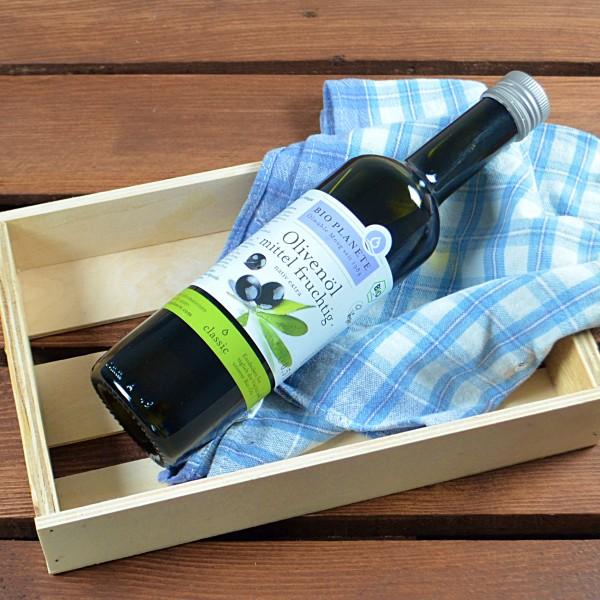 BIO - Olivenöl mittel fruchtig 1l