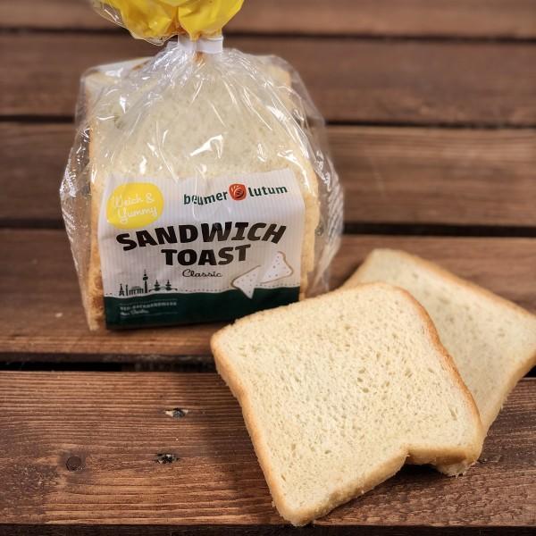 BIO - Sandwich Toast Weizen Classic