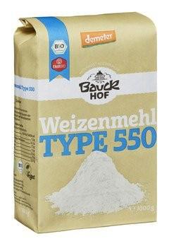 BIO - Weizenmehl Type 550 Demeter