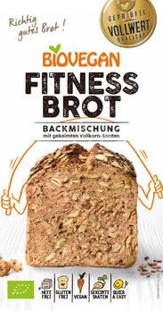 BIO - Brotbackmischung Fitness