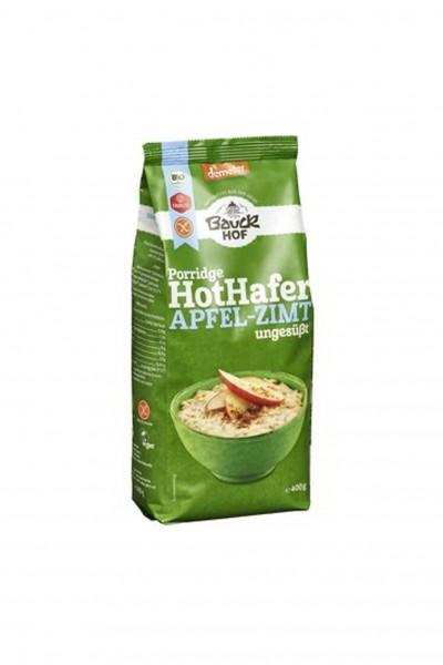 BIO - Hot Hafer Apfel Zimt glutenfrei Demeter