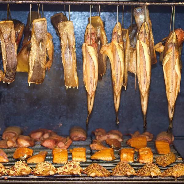 Räucherfisch im Stück - diverse Sorten