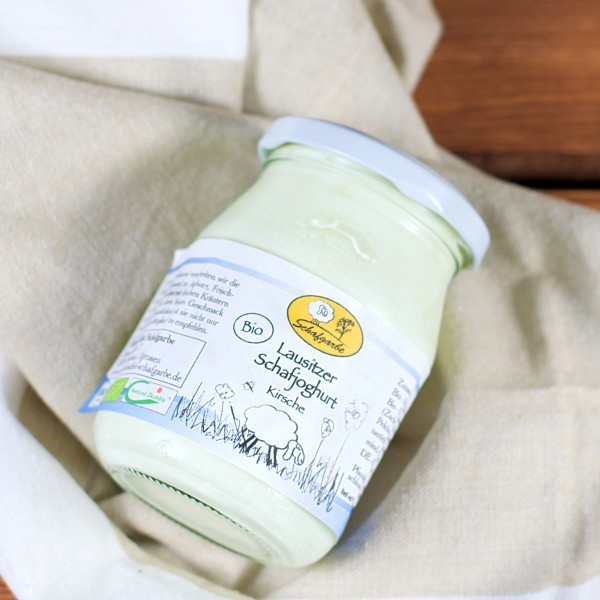 BIO - Schafjoghurt natur