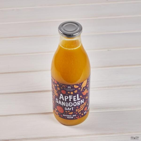BIO - Apfel Sanddorn Saft