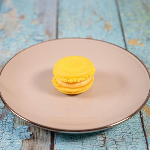 Macarons Limette Kaffirblatt