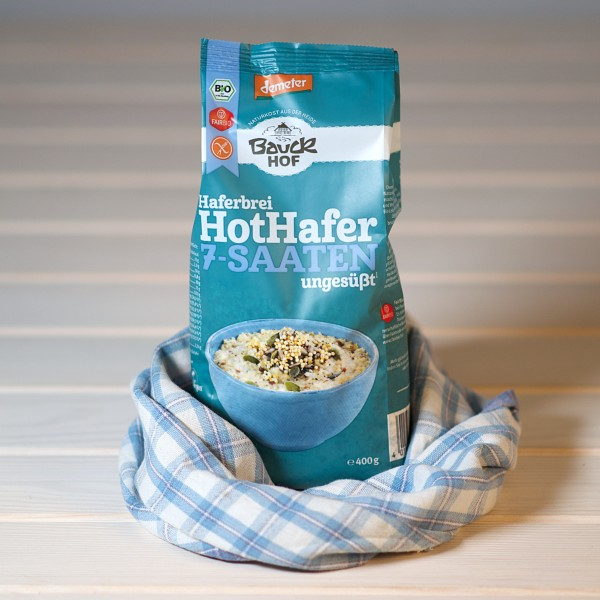 BIO - Hot Hafer 7-Saaten glutenfrei Demeter