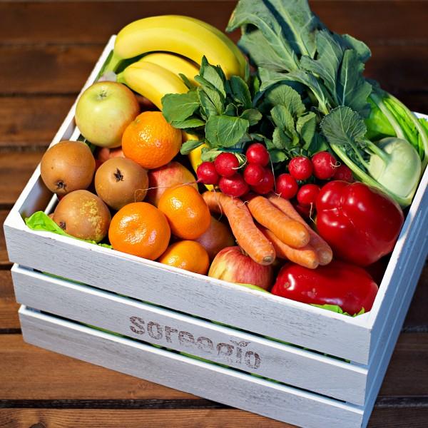 "Probierkiste ""Firmen Obst & Gemüse"""